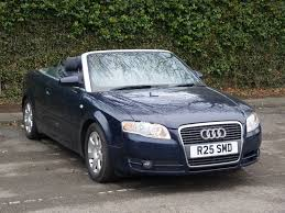 audi convertible 2008 2008 audi a4 cabriolet 2 0 tdi diesel 2door blue convertible long