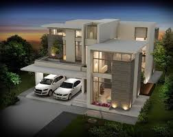 Small House Plans 1959 Home by Seiken Contemporary Designed Luxury Villas At Calicut Kerala