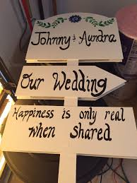 diy wedding signs diy wedding signs fit with aundrafit with aundra