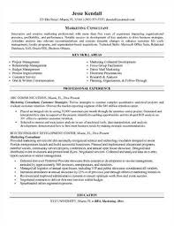 about sample consultant resumes