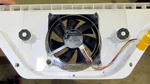 refrigerator fan noise whirlpool refrigerator fan noise final fix the smell of molten