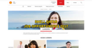shell qatar career opportunities 2017 qatar ofw qatar ofw