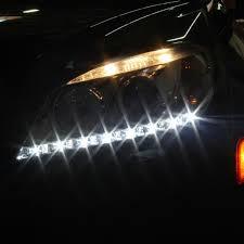 mercedes c class headlights spyder 2008 2011 mercedes benz w204 c class headlights