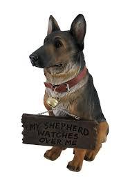 amazon com i don u0027t dial 911 german shepherd guard dog warning