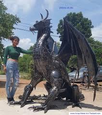 metal lion sculpture metal animal garden sculpture dog bird