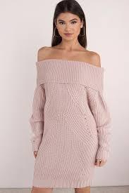 sweater dress black dress shoulder dress sleeve dress 23