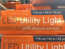 winplus led utility light with motion sensor costco 922363 winplus led utility light with motion sensor name