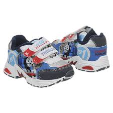 thomas the train light up shoes a wilson family adventure samuel s new shoes