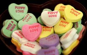 valentines day candy hearts candy hearts facts necco conversation hearts s day