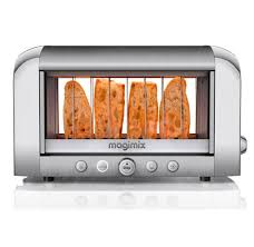 Clear Sided Toaster 4 Slice Toaster Vision Toaster Magimix Videos