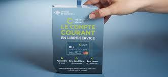 carte bancaire dans bureau de tabac c zam la nouvelle offre bancaire de carrefour banque