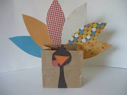 small fry u0026 co easy turkey brown bag project