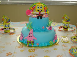 spongebob cake toppers spongebob cakes decoration ideas birthday cakes