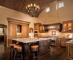 tuscan kitchen islands tuscan style kitchen remodel in shoal creek mo design regarding