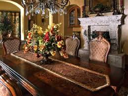 Decorating Ideas For Dining Room Table Popular Dining Room Table Decor Random Photo Gallery Of Dining