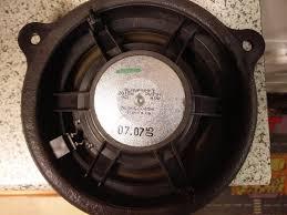 nissan qashqai head unit blaupunkt 28156 av700 40w 4 ohm car speaker nissan qashqai primera