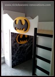 bedroom decorate your kids bedroom with cool batman headboard