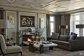 Living Room Design Inspiration Inspiring Gray Living Room Ideas Photos Architectural Digest