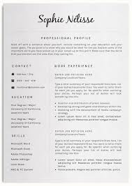 professional resume format exles resume format exles awesome free resume templates format cv