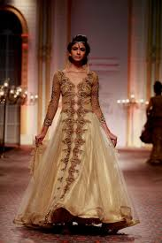 golden wedding dresses white and gold indian wedding dresses naf dresses