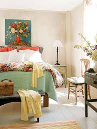 Colorful Bedroom Design by Cozy Bedroom Décor In Farmhouse Style U2013 Master Bedroom Ideas
