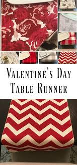 valentine s day table runner valentine s day table runner i am in love with these and i