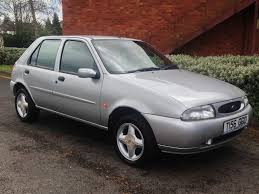 1999 t reg ford fiesta 1 25 zetec 5dr hatch manual petrol low