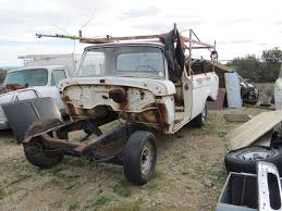 Old Ford Unibody Truck - 62 ford unibody twin turbo build ford truck zone