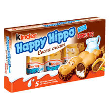 happy hippo candy where to buy kinder happy hippo cocoa chocolate bar summer edition 5 bars