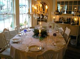 decorated dining rooms charming holiday table decorating 27 gorgeous charming holiday