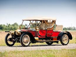 just a car guy 1910 rolls royce silver ghost balloon car roadster