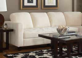 elegant white fabric sectional sofa off white sectional sofa