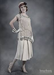 how fashion changed dramatically in 1920 sandra merville hart