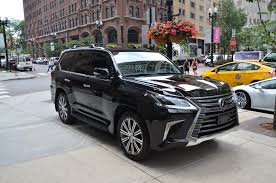 lexus suv used lx 2017 lexus lx 570 stock b942a for sale near chicago il il