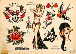 sailor jerry tattoos tattoosflash flash random things i like