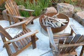 wood burning fire table 42 backyard and patio fire pit ideas