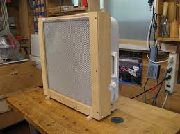 box fan filter woodworking breeze box fan air filter dust collection pinterest