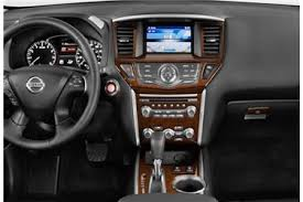 2007 Nissan Pathfinder Interior Nissan Dash Kits Wood Interior Trim Grain Molded Carbon