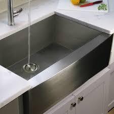 stainless farmhouse kitchen sink stainless steel single bowl apron farmhouse kitchen sink with drain
