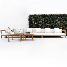Teak Sectional Patio Furniture 33 Best Outdoor Seating Collections Images On Pinterest Outdoor