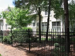 ornamental steel fences steel fence installation