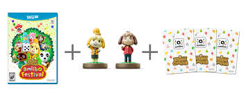 halloween animal crossing city folk animal crossing amiibo festival review the bookish gamer