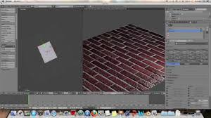 Bump Map Creating And Applying A Bump Map On Blender 2 6 Youtube