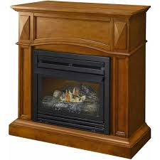 dyna glo bf20nmdg 20 000 btu blue flame natural gas vent free wall