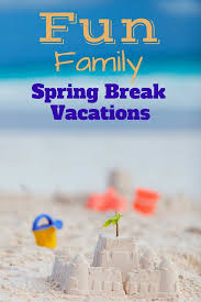 family vacation ideas