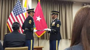 How To Retire A Flag Army Retirement Flag Folding Ceremony Youtube