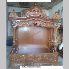 Marble Temple Home Decoration Big Wooden Temple For Home Decoration M A Enterprise