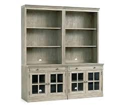 Metal Bookcase With Glass Doors Metal Bookcase With Glass Doors S Tennsco Heavy Steel