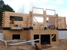 how to start to build a house what s the best time of year to start building my log home the