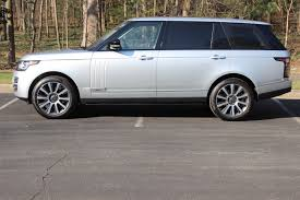 range rover silver 2015 land rover range rover autobiography lwb stock p239099 for